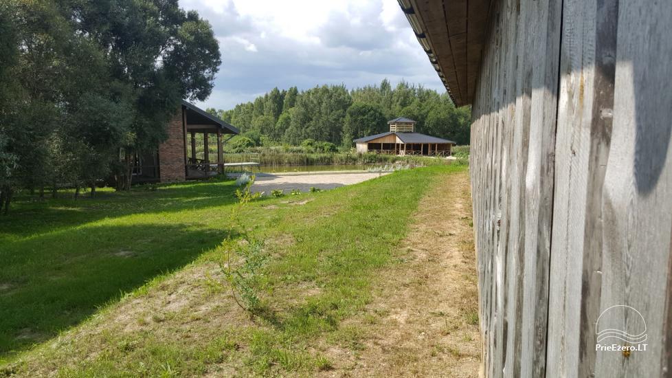Lauku sēta Traku rajonā, Lietuvā - 9