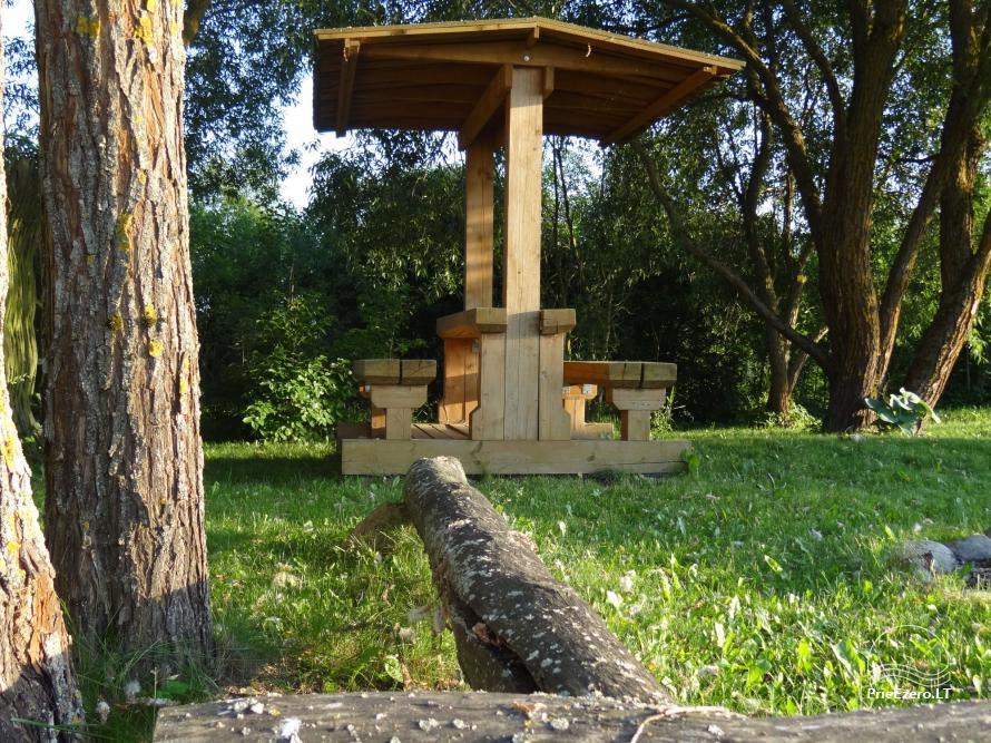 Lauku sēta Traku rajonā, Lietuvā - 24