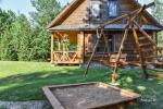 Guļbūve - villa un sauna pie Auslo ezera Zarasu rajonā - sēta AUSLA - 9