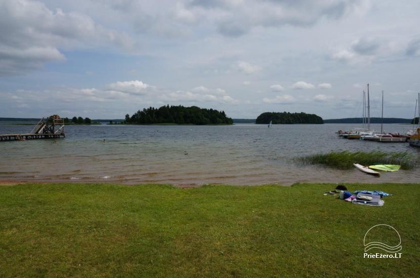 Lauku sēta Mazā ezera viļņa Lietuvā - 9