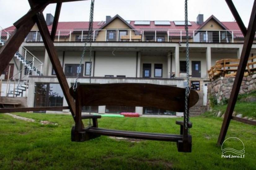 Villa Zelta vinča pie ezera Lietuvā - 2