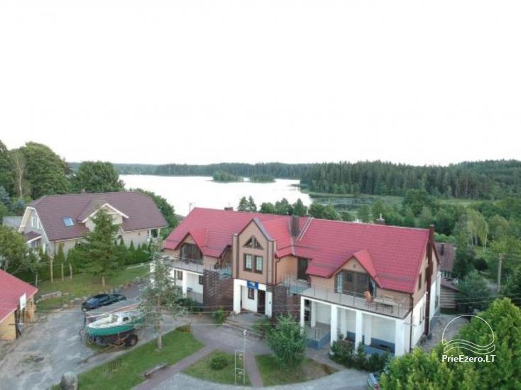 Villa Zelta vinča pie ezera Lietuvā - 1