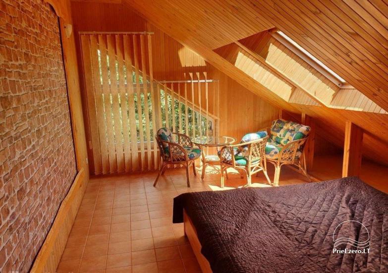 Lauku sēta pie Luknas ezera Lietuvā - 10