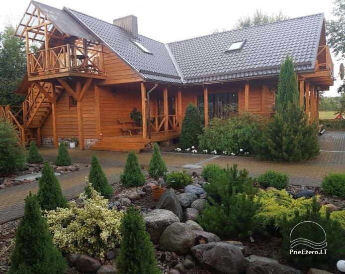 Lauku sēta pie Luknas ezera Lietuvā - 3