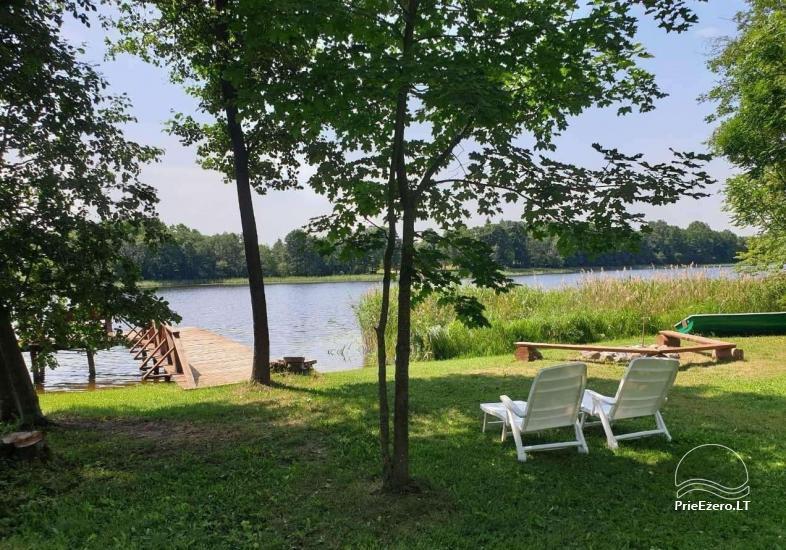 Lauku sēta pie Luknas ezera Lietuvā - 6