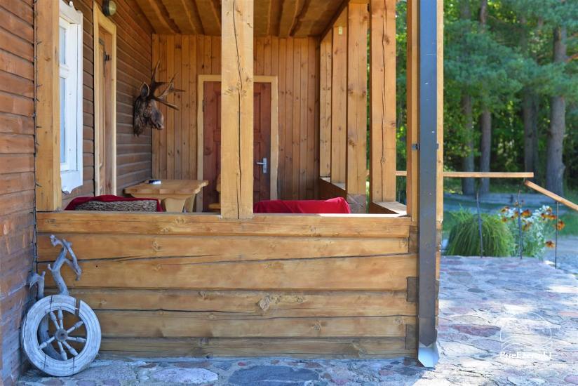 Lauku sēta Atpūta priežu mežā pie ezera - 11