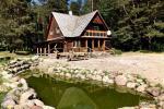 Lauku sēta Atpūta priežu mežā pie ezera