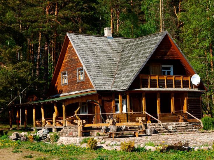 Lauku sēta Atpūta priežu mežā pie ezera - 6