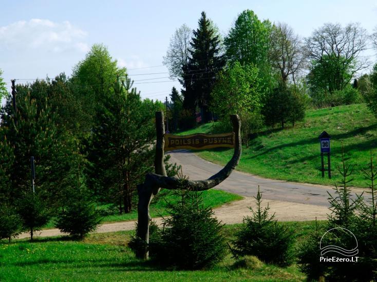 Lauku sēta Atpūta priežu mežā pie ezera - 18