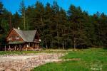 Lauku sēta Atpūta priežu mežā pie ezera - 5