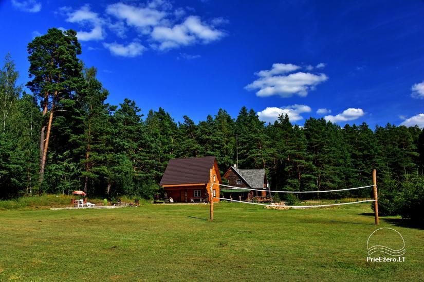 Lauku sēta Atpūta priežu mežā pie ezera - 20