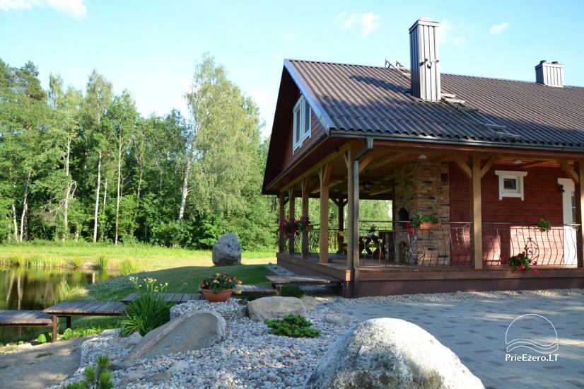 Lauku sēta Kirkliai Utenas reģionā, Lietuvā - 10