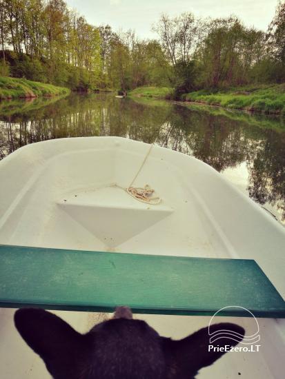 Lauku sēta pie upes Lietuvā - 22