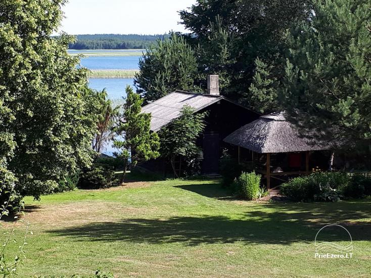Neliela brīvdienu māja Ignalinas rajonā, Lietuvā, netālu no ezera - 1
