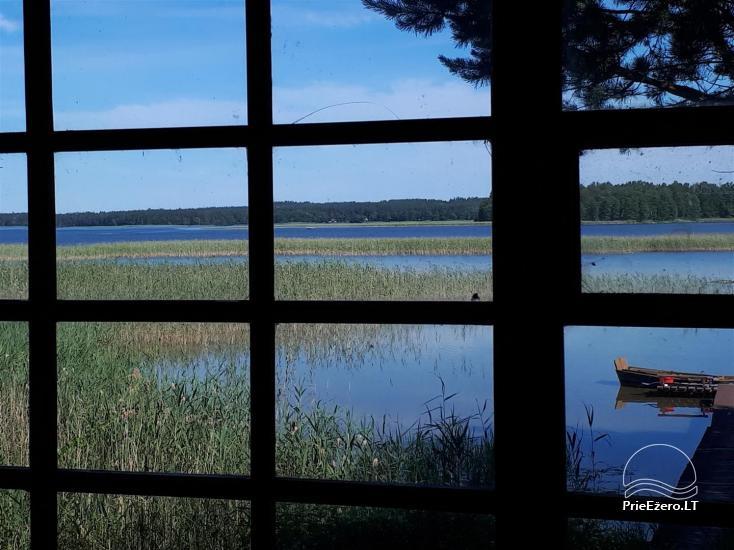 Neliela brīvdienu māja Ignalinas rajonā, Lietuvā, netālu no ezera - 2
