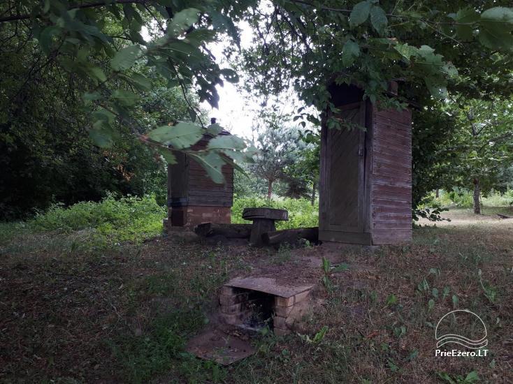 Neliela brīvdienu māja Ignalinas rajonā, Lietuvā, netālu no ezera - 6