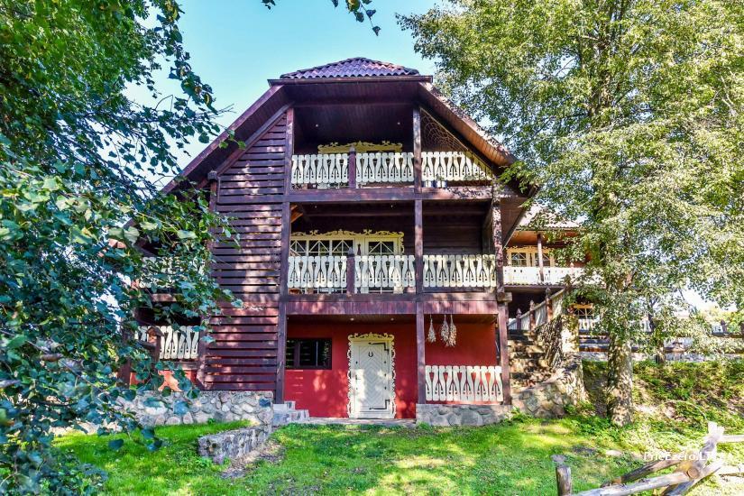 Viesu māja pie upes Ignalinas rajonā - 4