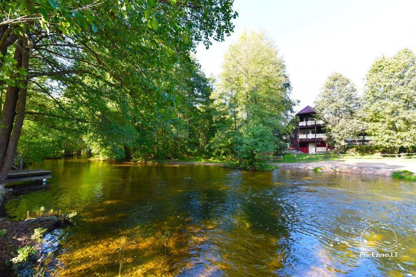 Viesu māja pie upes Ignalinas rajonā - 3