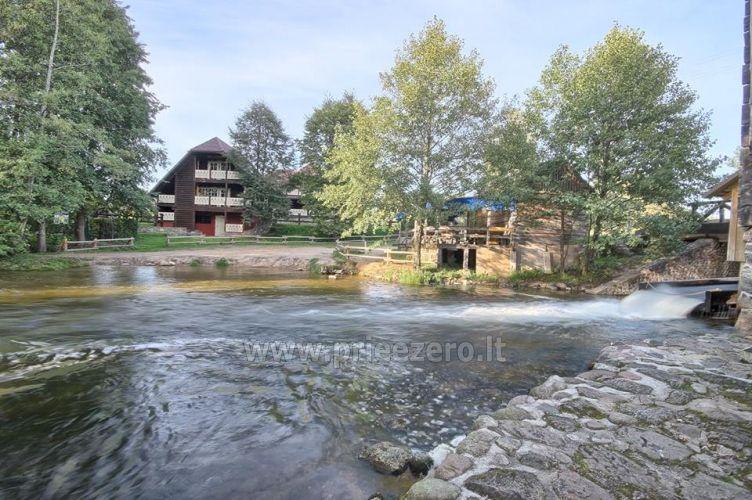 Viesu māja pie upes Ignalinas rajonā - 2