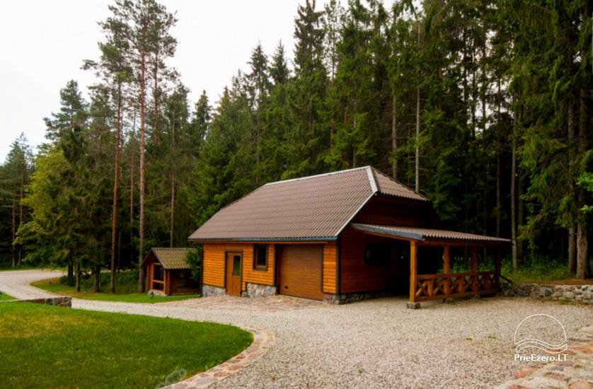 Lauku māja Plateliai ezerā Likterna - 4