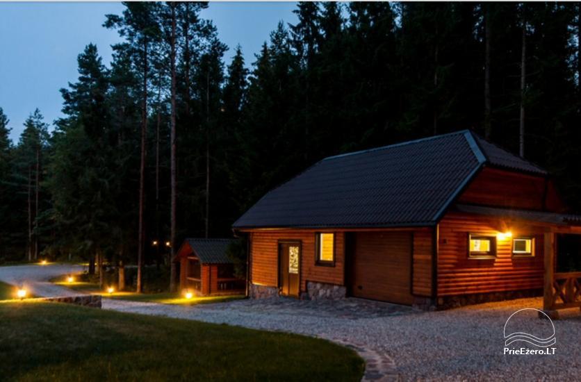 Lauku māja Plateliai ezerā Likterna - 5