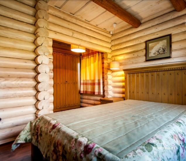 Lauku māja Plateliai ezerā Likterna - 7
