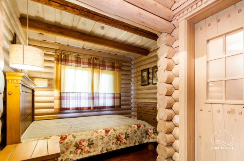 Lauku māja Plateliai ezerā Likterna - 8