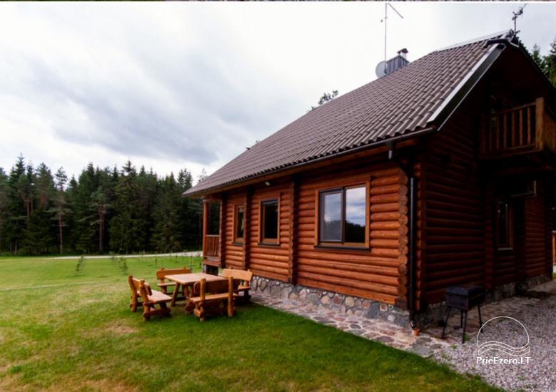 Lauku māja Plateliai ezerā Likterna - 2