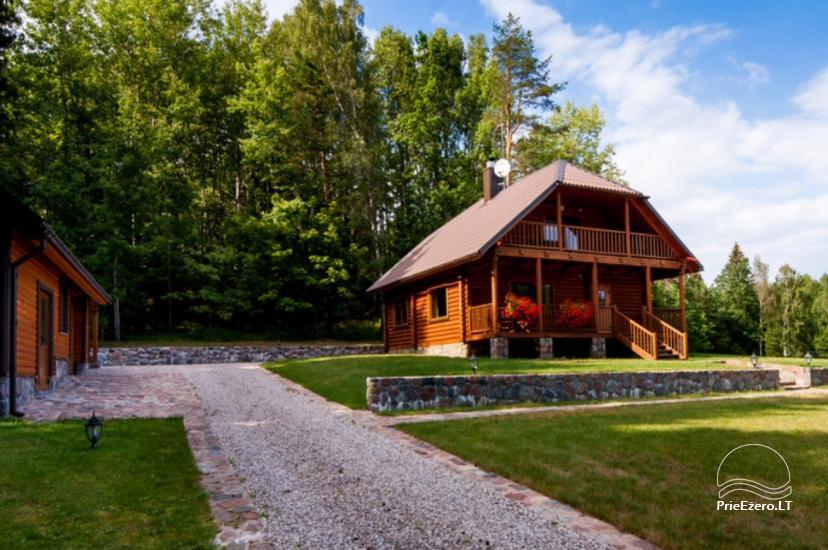 Lauku māja Plateliai ezerā Likterna - 3
