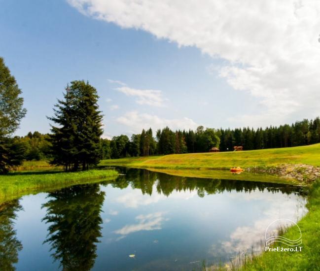 Lauku māja Plateliai ezerā Likterna - 6