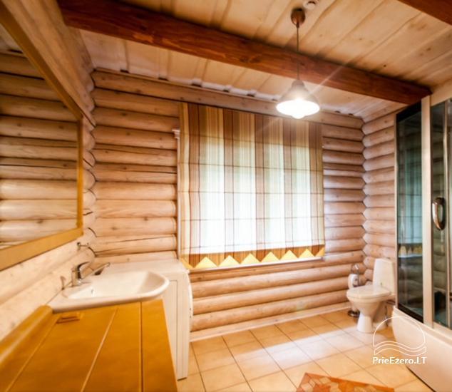 Lauku māja Plateliai ezerā Likterna - 23