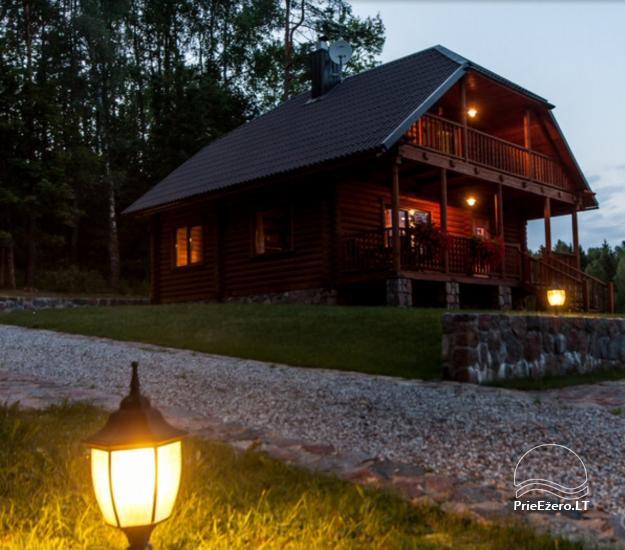 Lauku māja Plateliai ezerā Likterna - 26