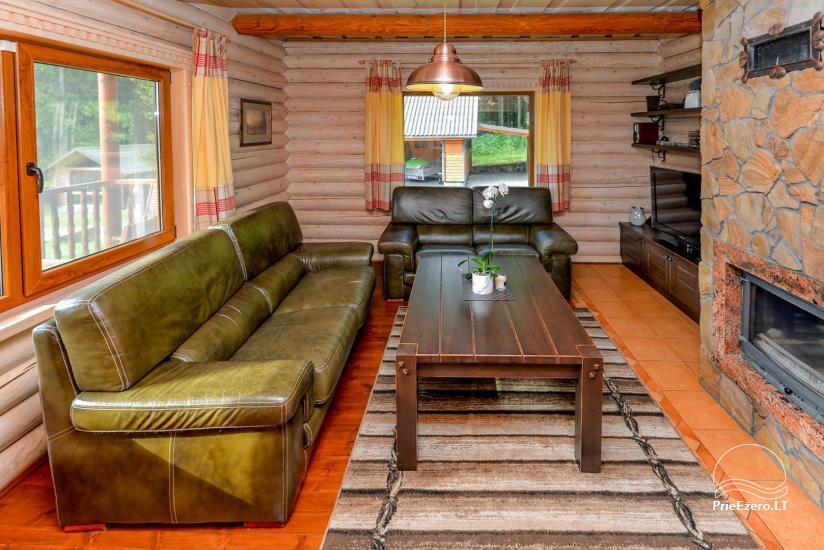 Lauku māja Plateliai ezerā Likterna - 29