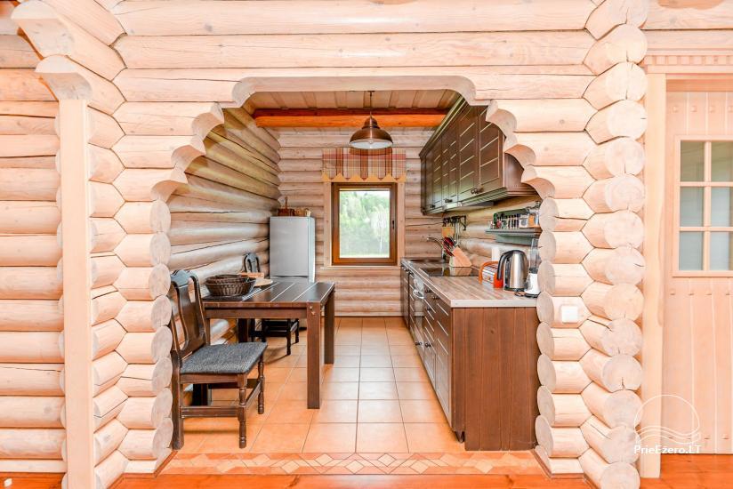 Lauku māja Plateliai ezerā Likterna - 33