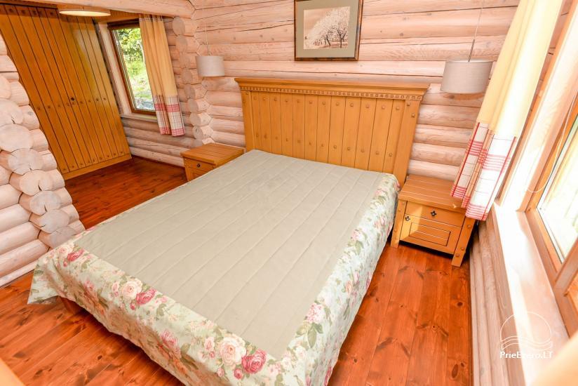 Lauku māja Plateliai ezerā Likterna - 37