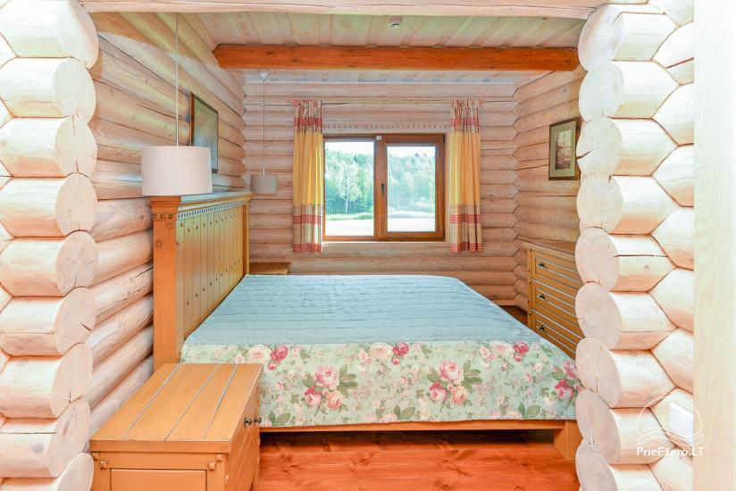 Lauku māja Plateliai ezerā Likterna - 38