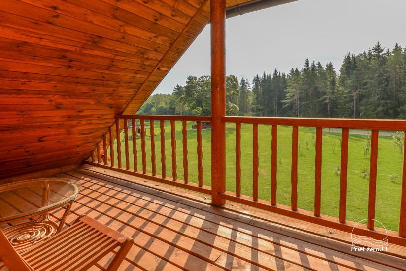 Lauku māja Plateliai ezerā Likterna - 42