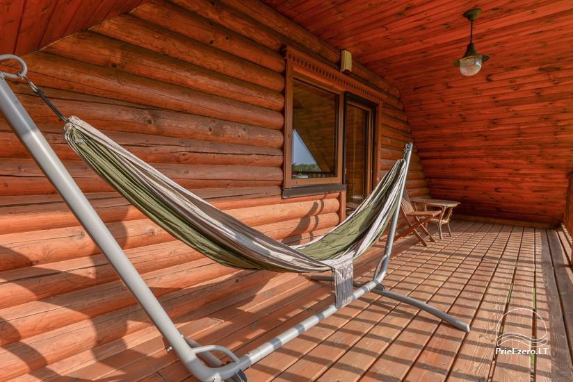 Lauku māja Plateliai ezerā Likterna - 44