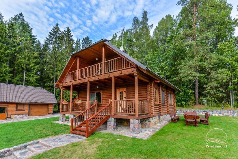 Lauku māja Plateliai ezerā Likterna - 49