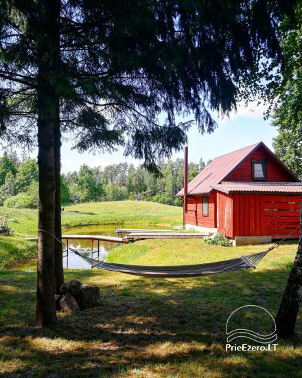 Lauku sēta Alytus rajonā Zem ozola Lietuvā - 3