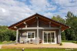 Aveņu villa - jaunuzcelta māja dabā, netālu no meža - 2