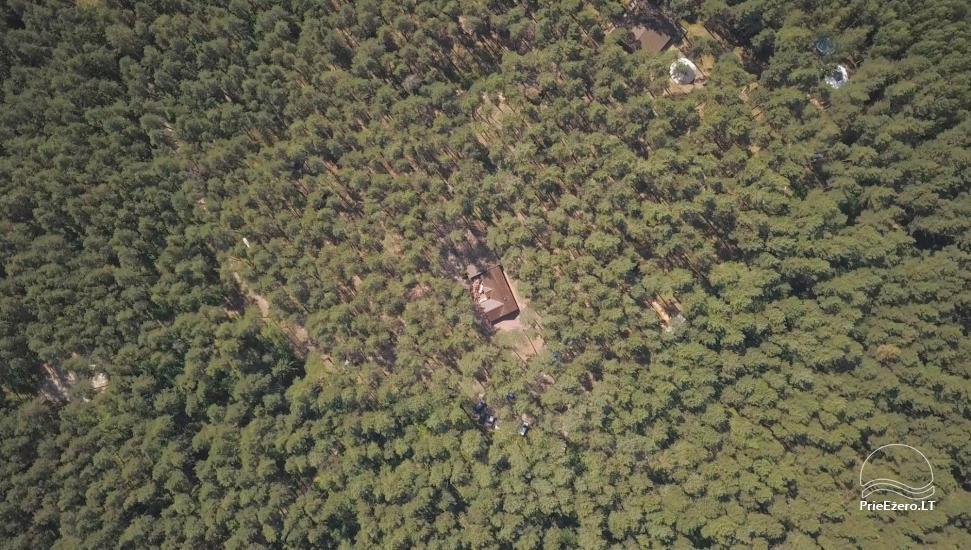 Lauku saimniecība pasākumiem Zelta mežs - 2