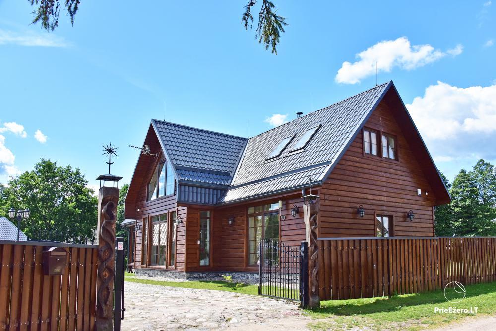 Lauku sēta pie upes Lietuvā - 28