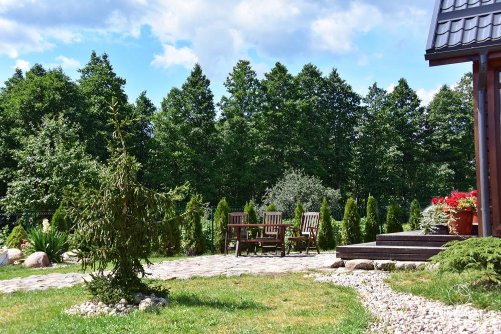 Lauku sēta pie upes Lietuvā - 26