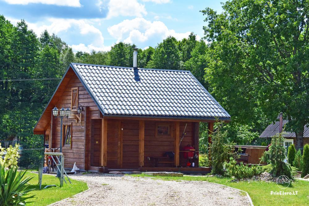Lauku sēta pie upes Lietuvā - 25