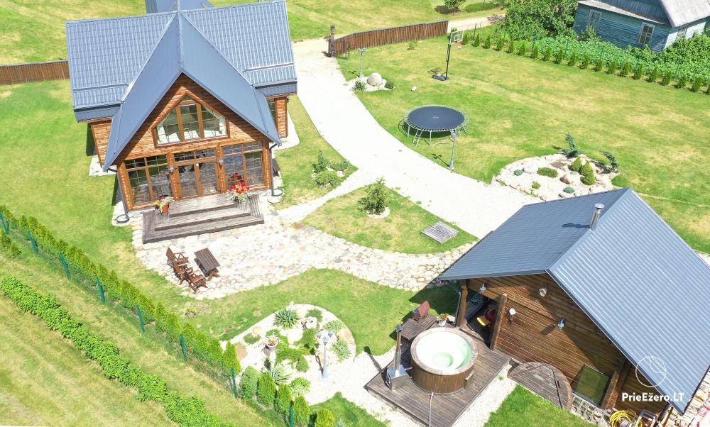 Lauku sēta pie upes Lietuvā - 20