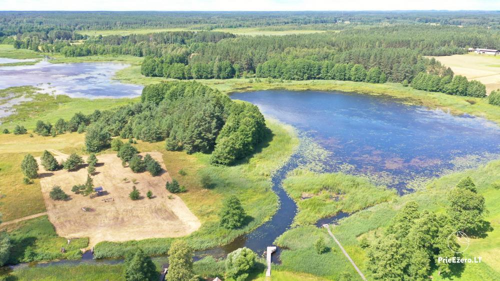 Lauku sēta pie upes Lietuvā - 18