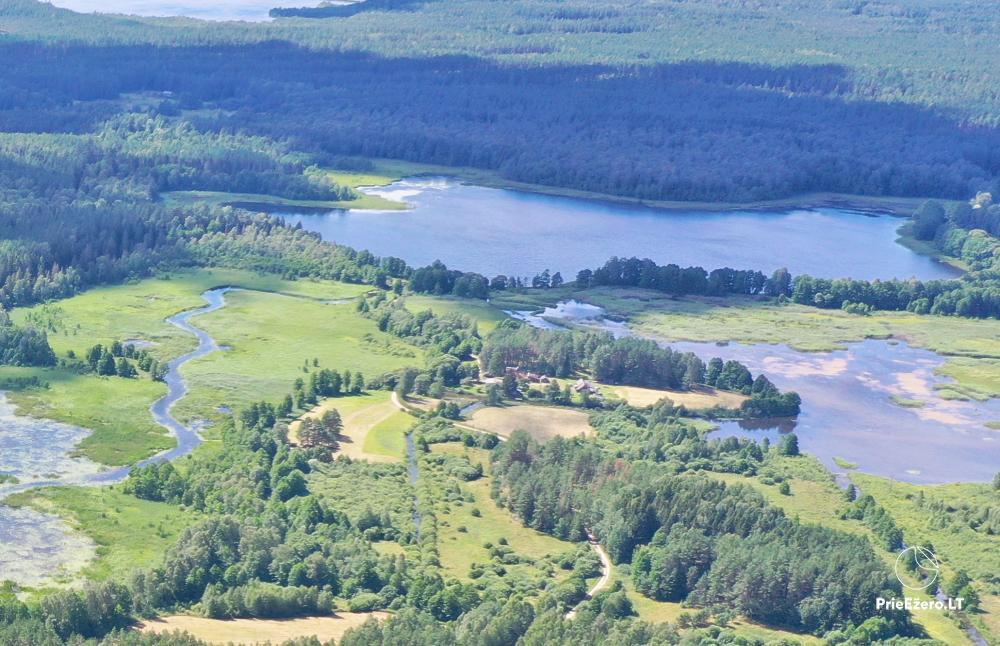 Lauku sēta pie upes Lietuvā - 19