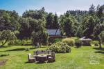 Lauku mājas Trakai reģionā ezera Ungurys Prie krioklio - 3