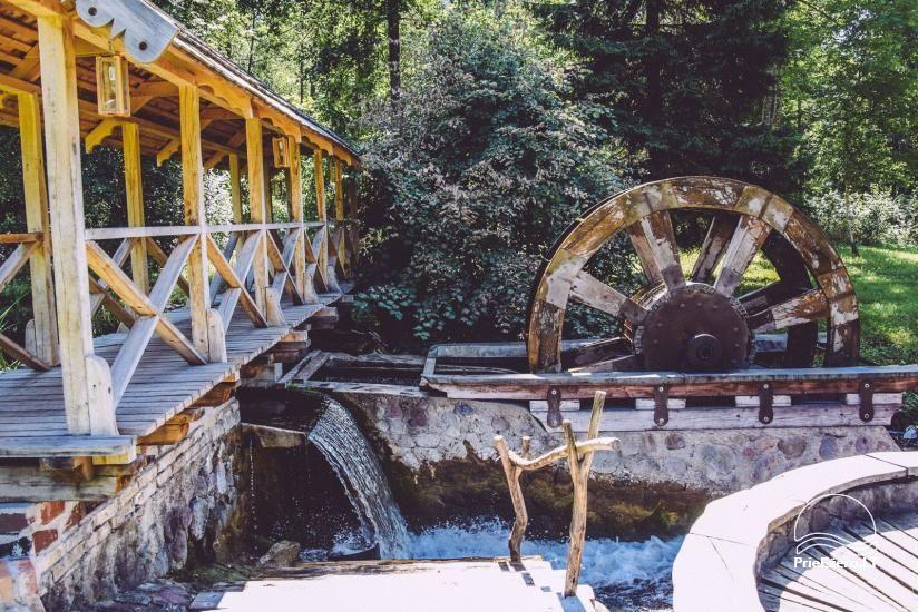 Lauku mājas Trakai reģionā ezera Ungurys Prie krioklio - 5